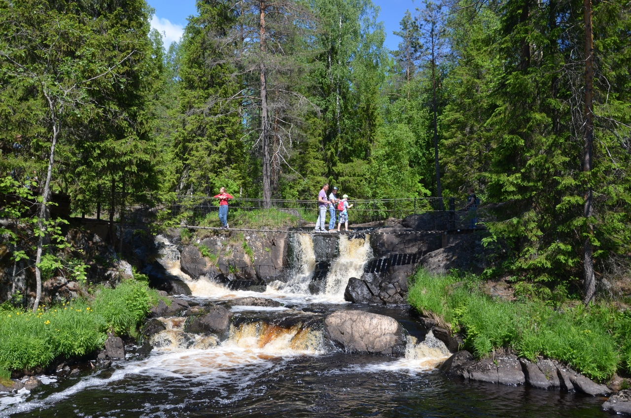 L1VmTVLSJHc Карелия - северный край.
