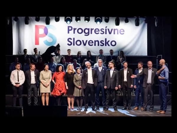 25 10 2019 Vlastizradný volebný program PS a SPOLU chce nastoliť fašistickú totalitu a zlikvidovať s