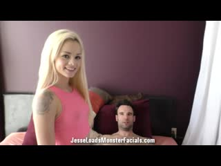 Юная красотка Elsa Jean   (anal зрелая юная минет teens порно домашнее amateur incest инцест русское порно фулл