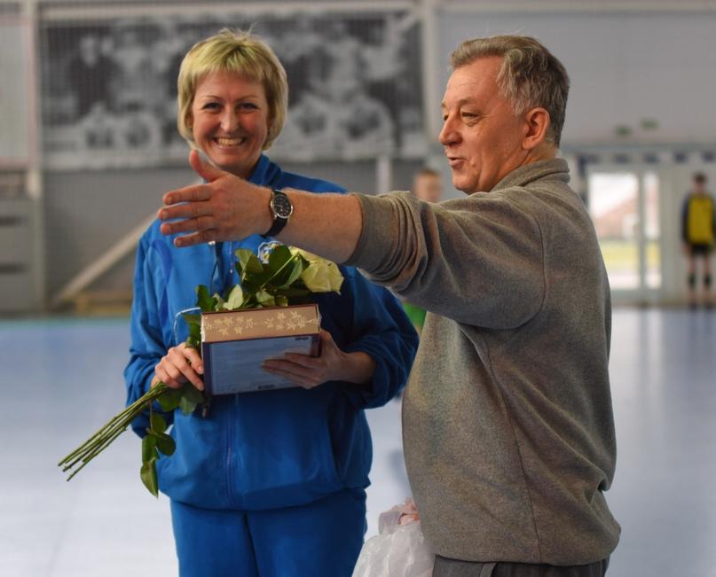 Наталья Карпилович и Сергей Новиков