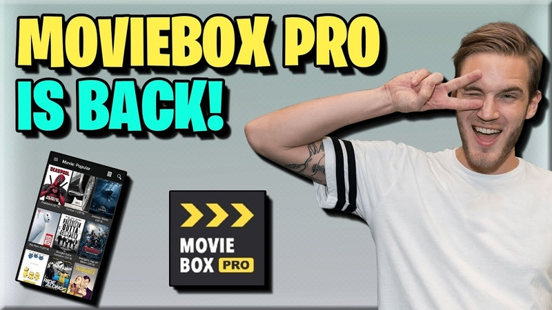 How to Download Moviebox on iPhone 🎬 Movie Box Pro 🎬 How to Get Movie Box iOSAndroid 2020