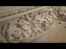 Процесс декорирования лепнины. Decorative moulding in progress. Oldiss_decor