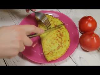 Такое Нежное и Вкусное Блюдо из Кабачка - просто пальчики оближешь!