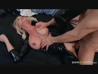 Brandi Love - Brandi Loves Latex (Big Tits, Blonde, Blouse, Bubble Butt, Outie Pussy, Skirt, Stepmom, Sex, Porn, Cunt, 1080p)
