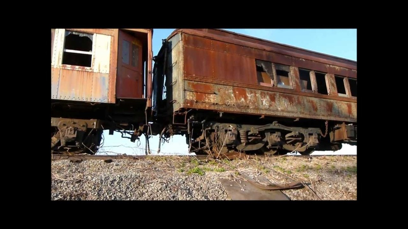 Catskill Mountain Railroad coaches finally move