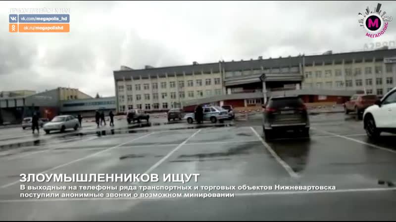 Мегаполис Злоумышленников ищут Нижневартовск