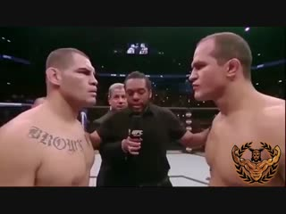 Один из лучших боев в истории UFC