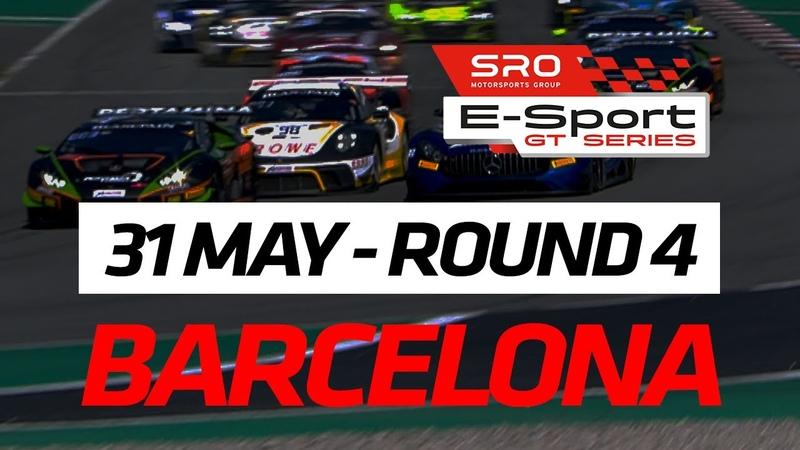 SRO E-SPORTS - Barcelona is here! ROUND 4 2020