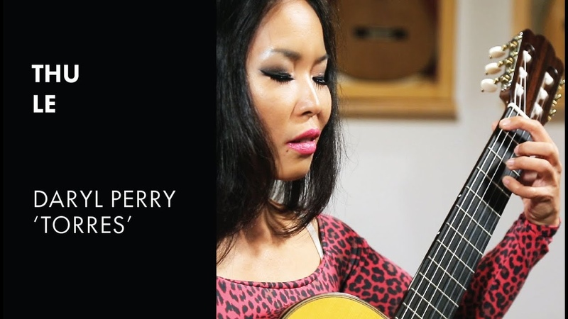 Thu Le performs Jobim's Felicidade on 2018 Daryl Perry 'Torres'