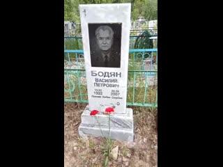 Вандалы украли надгробие с могилы ветерана на Ново-Сормовском кладбище