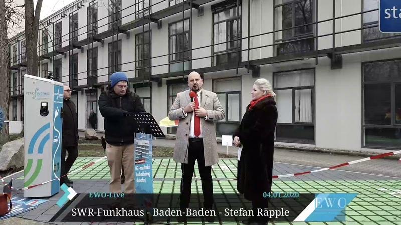 SWR Funkhaus Baden Baden Rede Doris V Sayn Wittgenstein