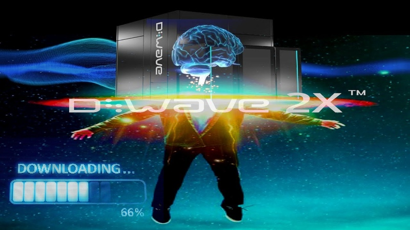 The D Wave Quantum Computer is a Digital to Biological Mind Teleportation device for Parasitic A I