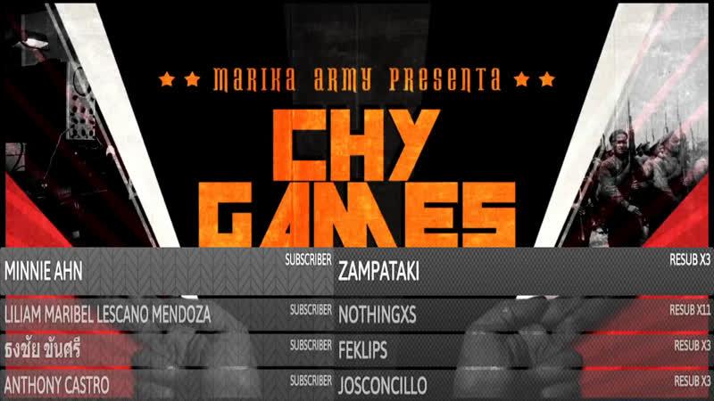 Chy Gam live via