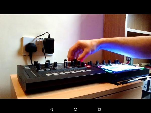 Toraiz AS-1 | the Circuit | Anthem | ebm live jam
