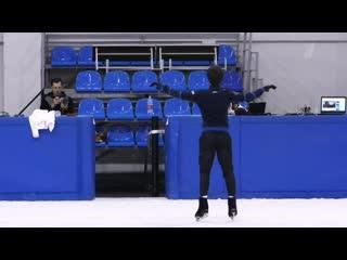 """Дмитрий Алиев готовит программу под композицию """"SOS d'un terrien en dtresse"""" в исполнении Димаша Кудайбергена"""