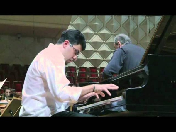 Giorgi Mikadze - Vakhtang Kakhidze, Concerto in One Movement for Piano and Orchestra 1