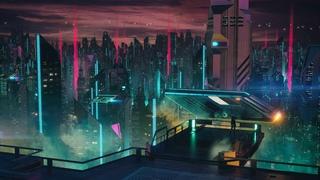 Frozen Night - A Synthwave Mix [ Retrowave Chillwave ]