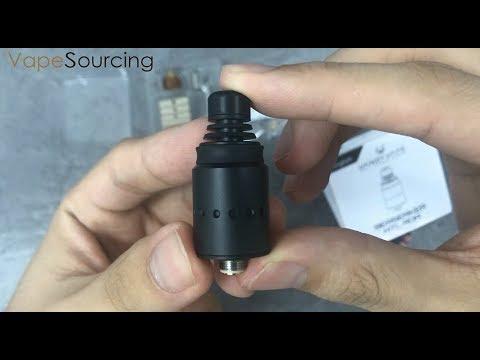 Vandy Vape Berserker MTL RDA | With replaceable airflow tubes