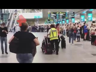 Авиакомпания S7 предупредила о задержках рейсов