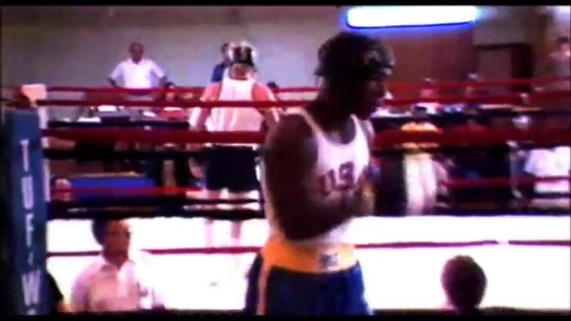 Майк Тайсон нокаут за 8 секунд