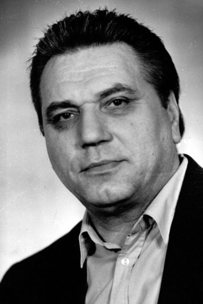 Умер актер Виктор Смирнов