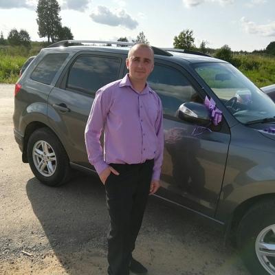 Вячеслав, 37, Gryazovets