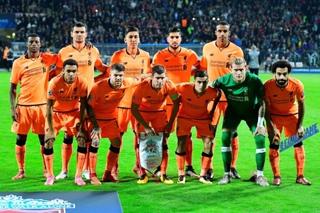 Лига чемпионов, 3-й тур. «Марибор» 0−7 «Ливерпуль»