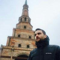 Фотография Дмитрия Варганова