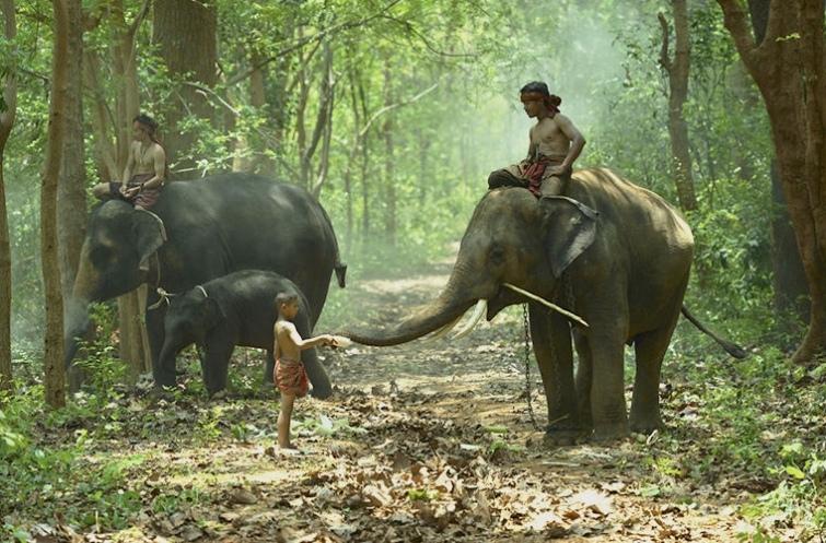 Национальные табу или чего нельзя делать в Камбодже, изображение №1