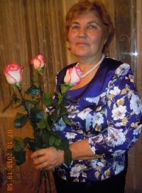 Парамонова Валентина (Печкова)