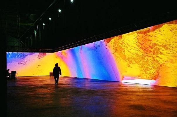 В пространстве ЦЕХ* новая инсталляция. Она называе...