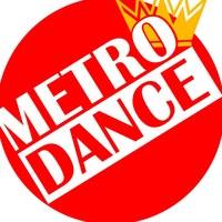 Логотип Школа танцев METRO DANCE в Сафоново - Рославль