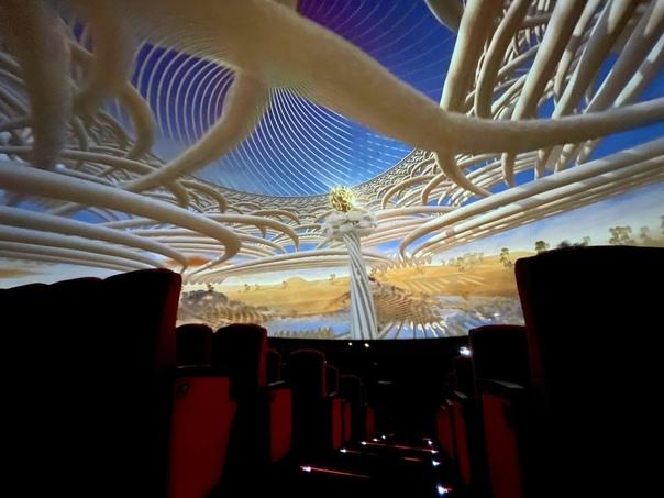 💫 Большой звёздный зал Нижегородского планетария о...