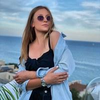 Фотография профиля Anastasiya Chernega ВКонтакте