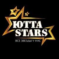 "Логотип КОНЦЕРТНОЕ АГЕНТСТВО ""ЮТТА STARS"""