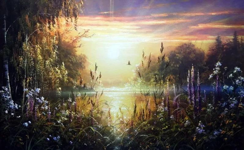 5 солнечных картин, заряжающих радостью