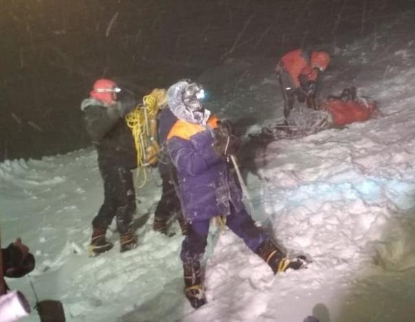 На Эльбрусе погибли пятеро альпинистов23 сентября ...