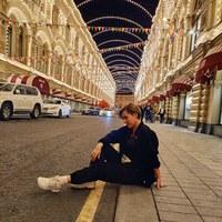 Фотография Анны Москвитиной