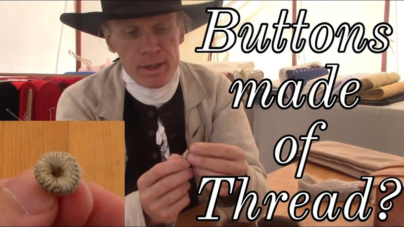 How to Make Thread Buttons with William Booth Draper