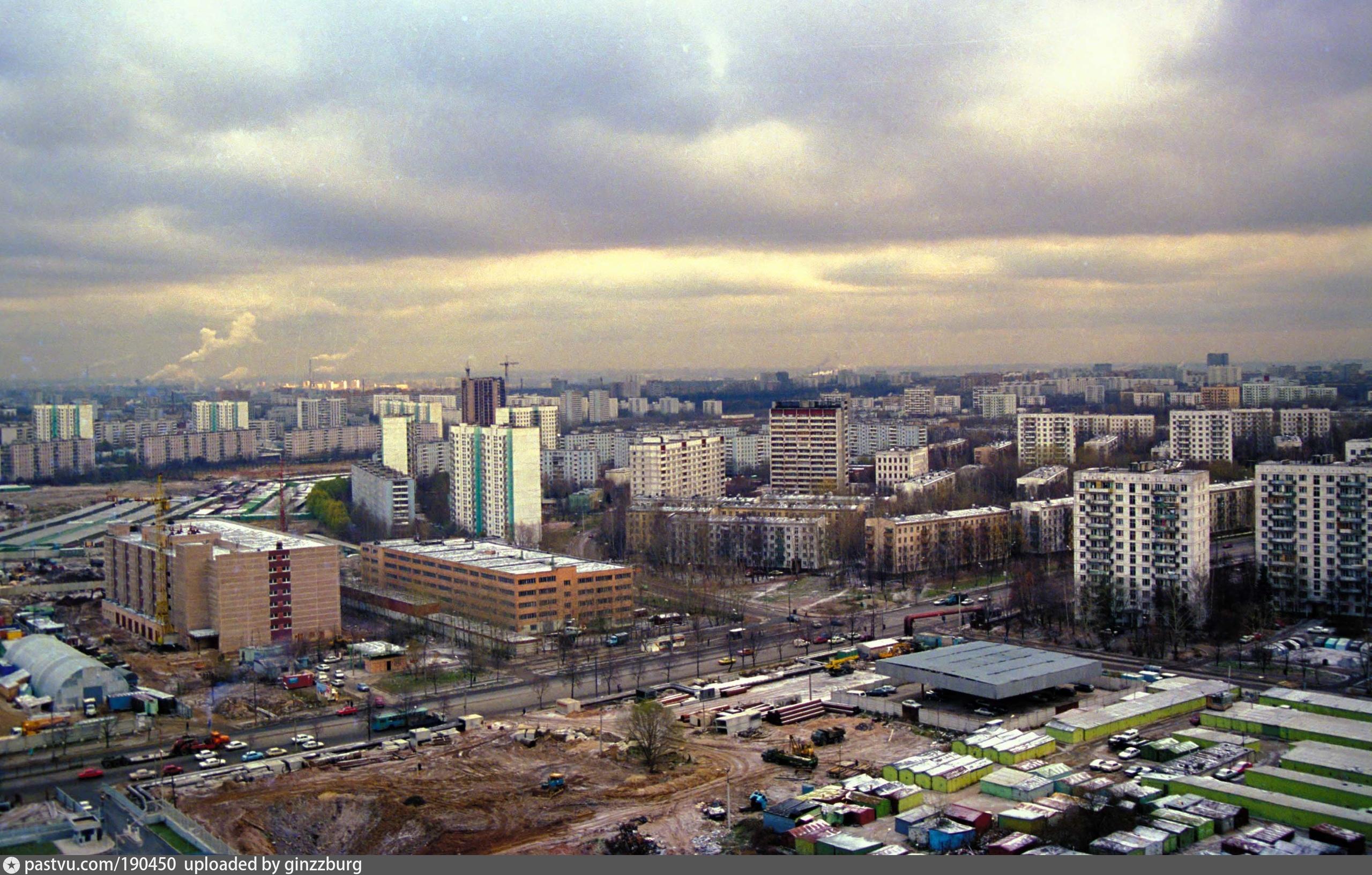 Старые фото района царицыно в москве нее начинается