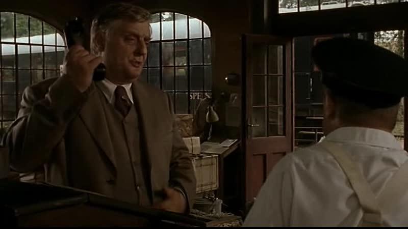 Мегрэ (сезон 9, серия 3, Убийство в первом классе Un meurtre de première classe) (Maigret, 1999), реж. Кристиан де Шалонж