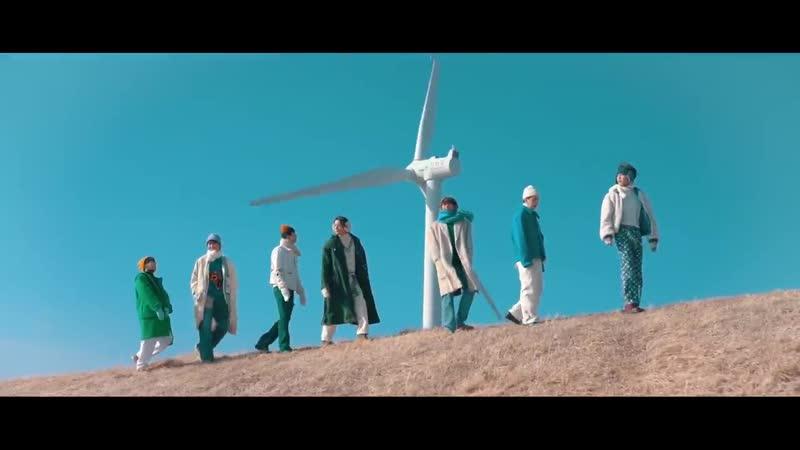 PREVIEW BTS 방탄소년단 '2021 BTS WINTER PACKAGE' SPOT
