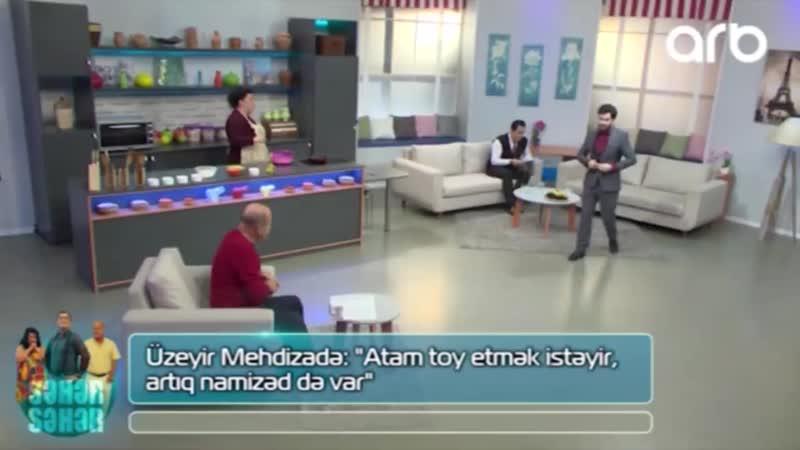 Uzeyir Mehdizade Kardesin Asiq Olmus Arb Tv 2017 720P HD mp4