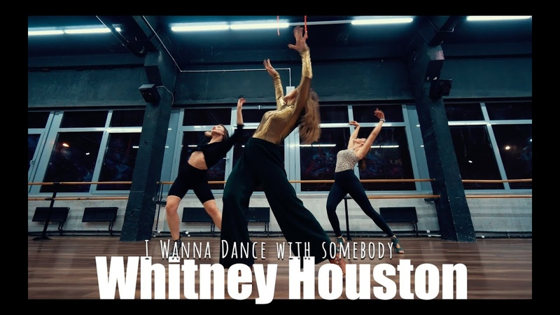 Whitney Houston - I Wanna Dance With Somebody | High Heels