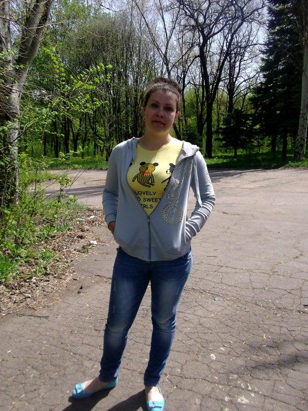 Екатерина Линник   Макеевка