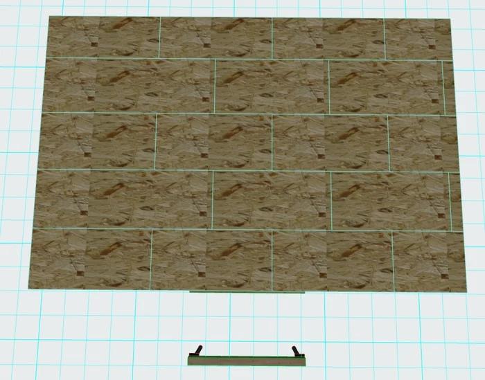 Проект каркасного дома 6х9 СВОИМИ РУКАМИ. Часть 2 (с подробным текстом и картинками), изображение №11