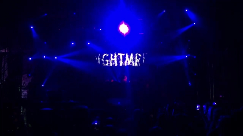 NGHTMRE played Rumble by Excision Space Laces @ Atlas Weekend 2018