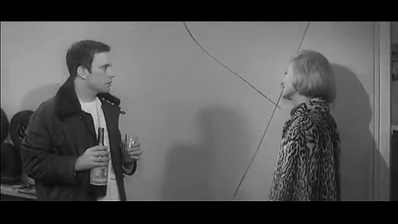 Зал ожидания Les pas perdus 1964 режиссер Жак Робин