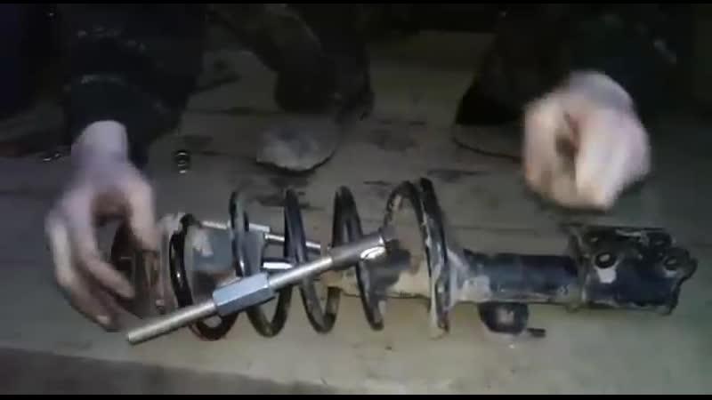 Как сделать съемник пружин своими руками rfr cltkfnm c tvybr ghe by cdjbvb herfvb