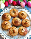 Овсяно-ореховые маффины с сыром